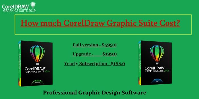 CorelDRAW Graphic Suit Coupon