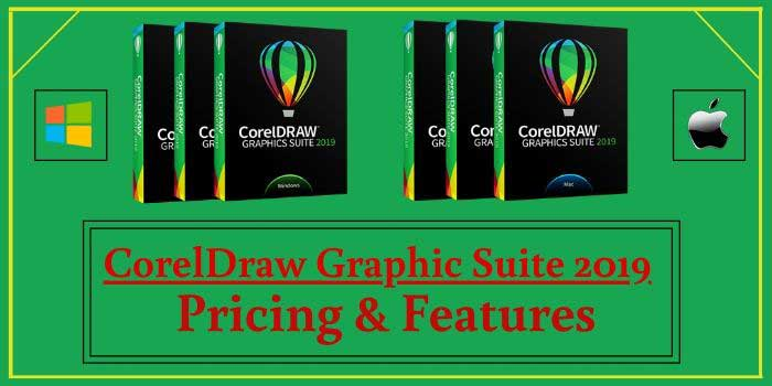 CorelDraw Graphics Suite Pricing and Features