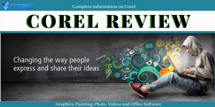 Corel Review- The Ultimate Editing & Designing Software
