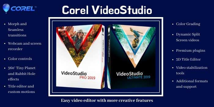 Corel Video Studio Coupon Code