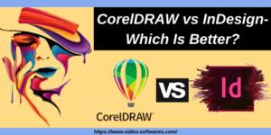 CorelDraw vs InDesign