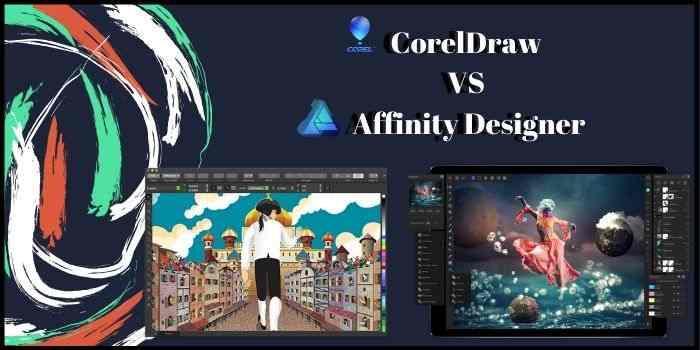 Coreldraw vs Affinity Designer