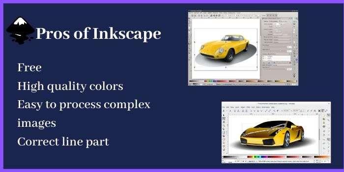 Pros of Inkspace