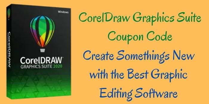 Save up to 50% By CorelDraw Graphics Suite Coupon Code