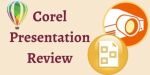 Corel Presentation Review 2020