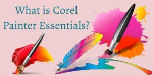 What is Corel Painter Essential?