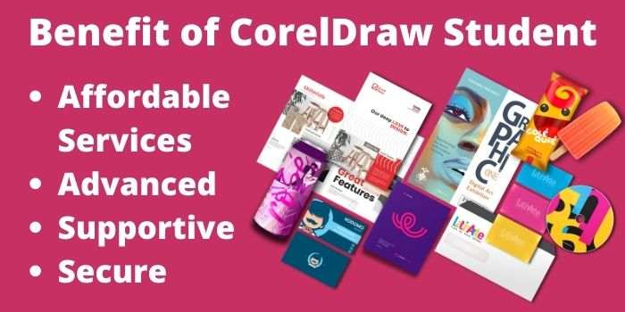 CorelDraw Graphic Suite Student Education Benefits