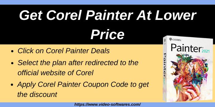 Get Corel Painter coupon code
