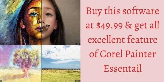 Prices Corel Painter Essential