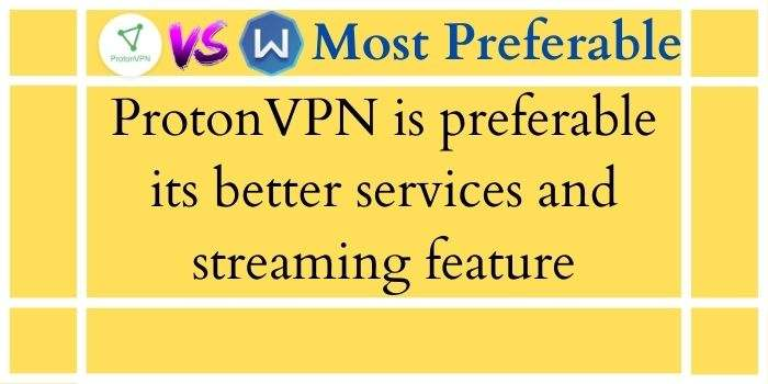 ProtonVPN Vs Windscribe Most Preferable