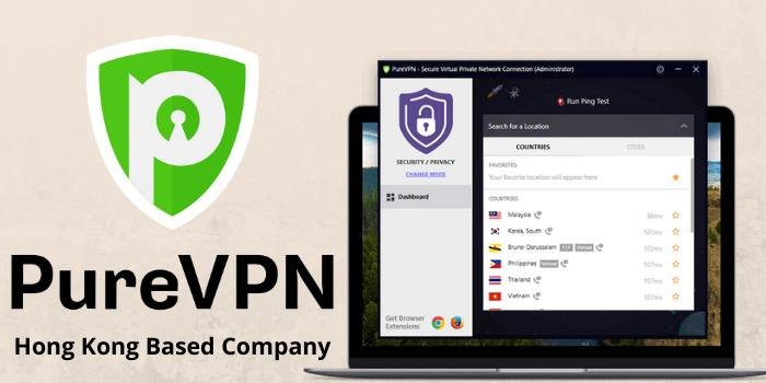 PureVPN Service Provider