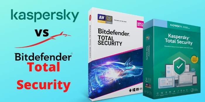 Bitdefender Vs Kaspersky Total Security