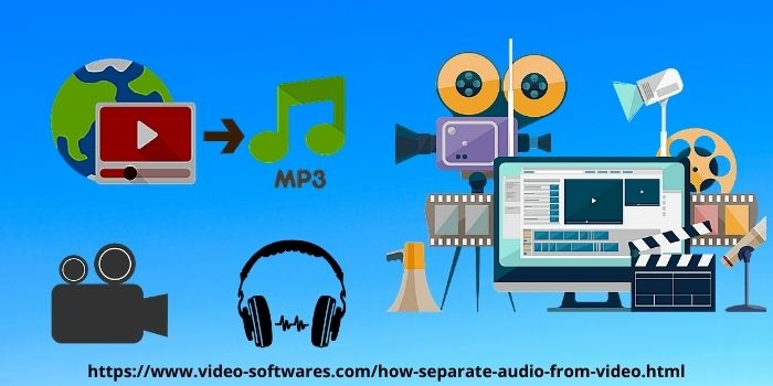 Follow steps to remove Audio from Video