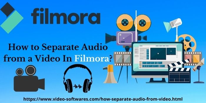 Separate Audio From Video Filmora