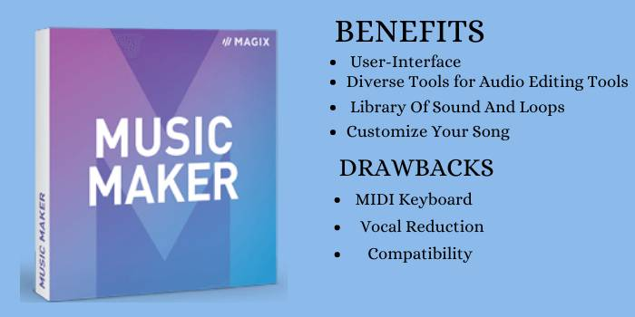 MAGIX Music Player Review