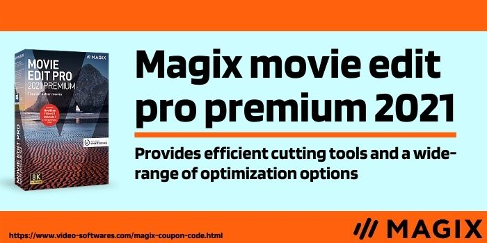 Magix movie edit pro premium 2021