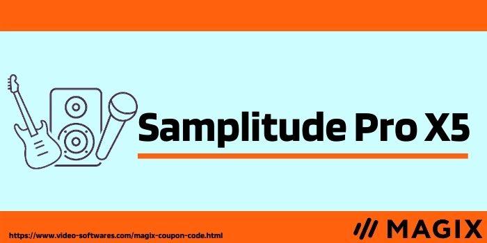 Samplitude Pro X5
