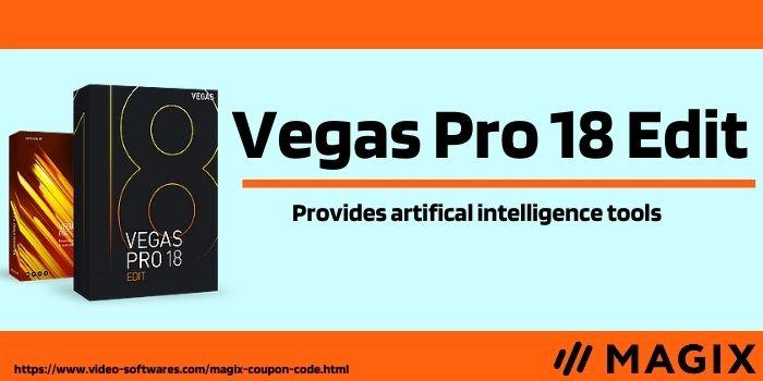 Vegas Pro 18 Edit