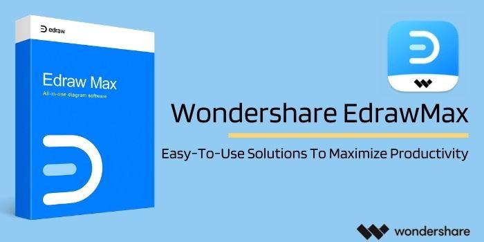 Wondershare EdrawMax