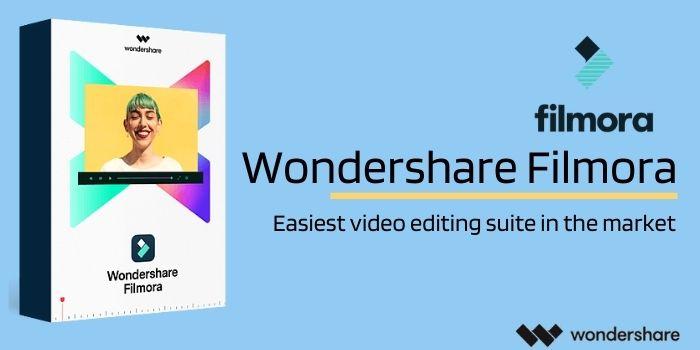 Wondershare Filmora Coupon