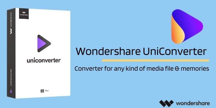 Wondershare UniConverter Coupon Code