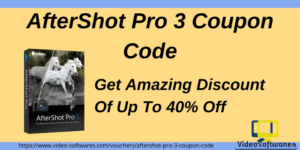 Aftershot Pro 3 coupon Code