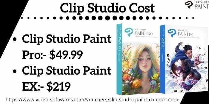 Clip Studio Paint Cost