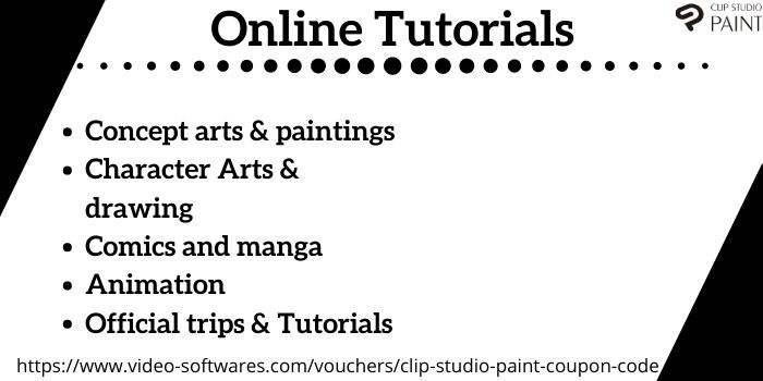 ClipStudio Online Tutorial
