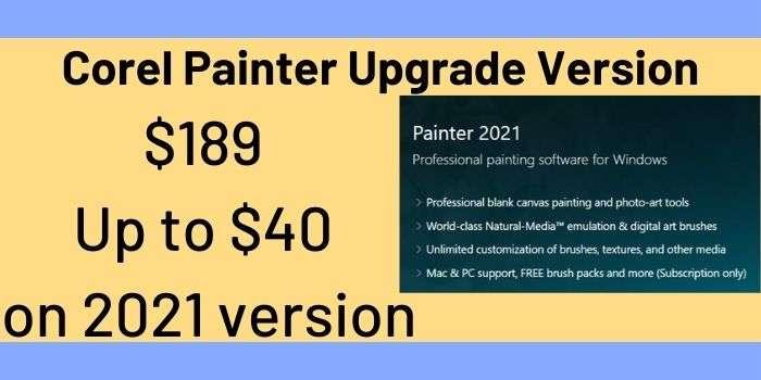 Corel Painter 2021 Coupon Code