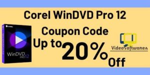Corel WinDVD Pro 12 Coupon Code