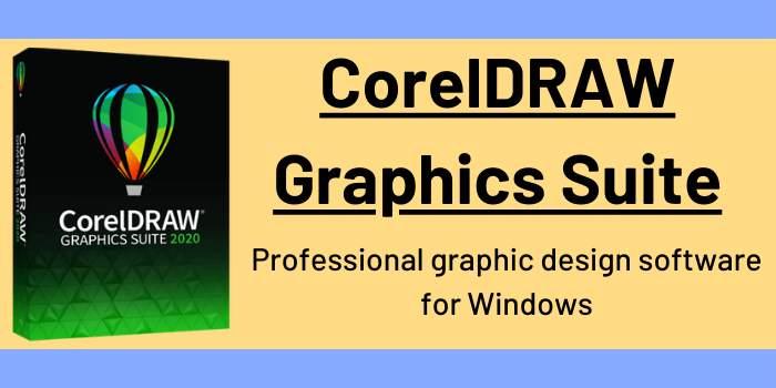 CorelDraw Graphic Suite Coupon Code