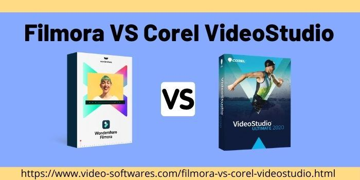 Filmora vs Corel VideoStudio 2021: Which is Better?