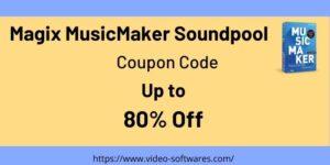 Magix Musicmaker Soundpool Coupon Code