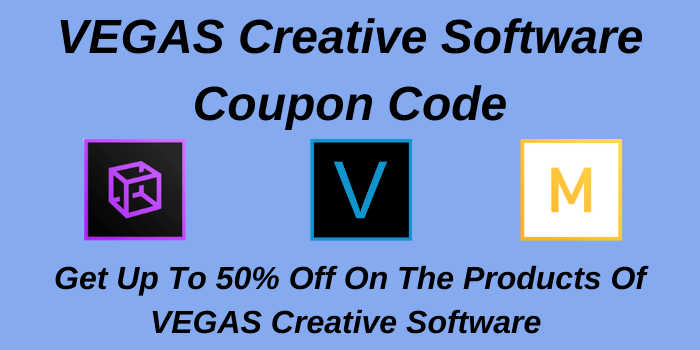 Vegas Creative Software Coupon Code