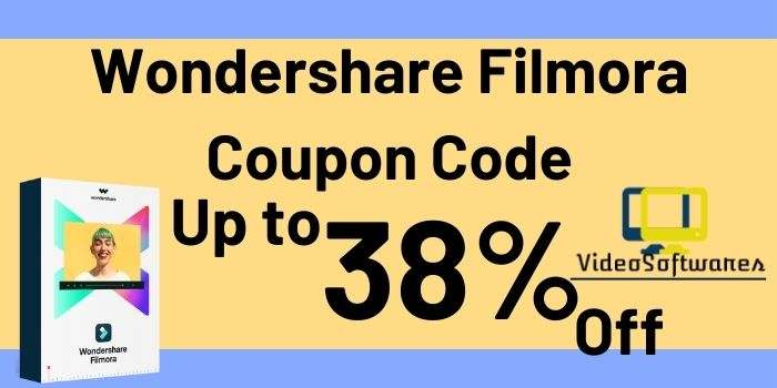 Wondershare Filmora Coupon Code