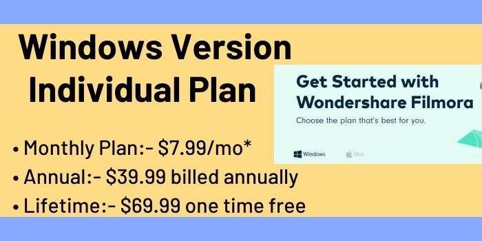 Wondershare Filmora For Windows