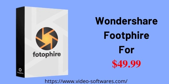 Wondershare Footphire