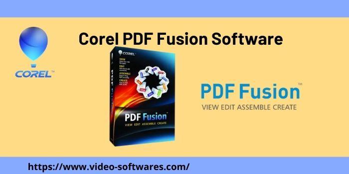 Best Corel PDF Fusion