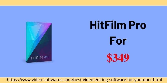 Hitfilm Pro Price