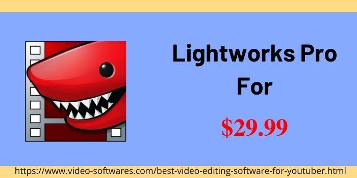 Lightworks Pro Price