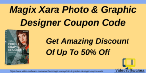Magix Xara Photo & Graphics Designer Coupon Code