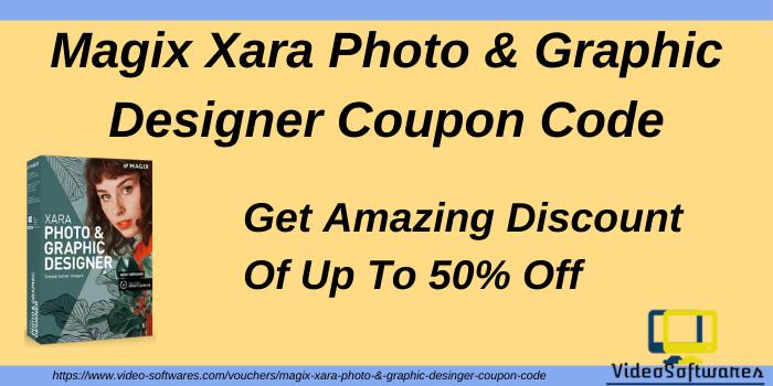 Magix Xara Photo & Graphics Designer Coupon Code