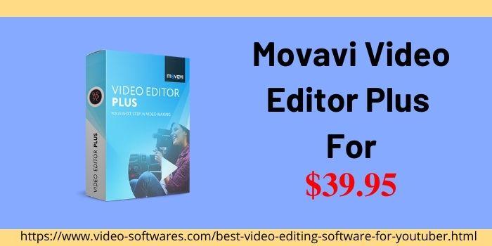 Movavi Video Editor Price