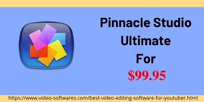 Pinnacle Studio Ultimate Price