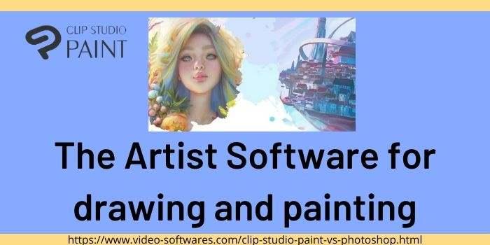 Clip Studio Paint Or Photoshop