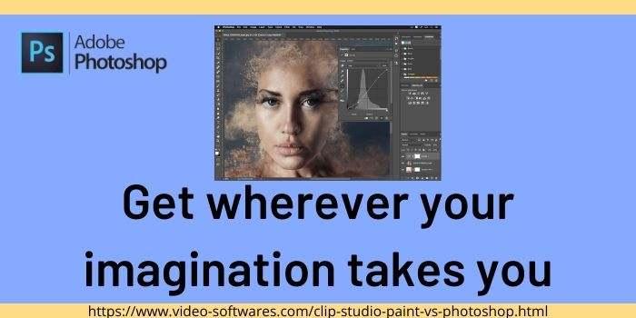 Photoshop Vs Clip Studio paint