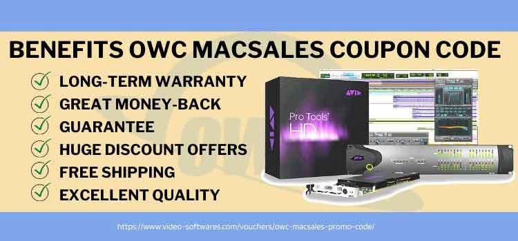OWC MacSales Coupon Code