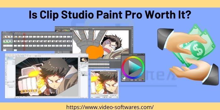 Is Clip Studio Paint Pro Worth It_