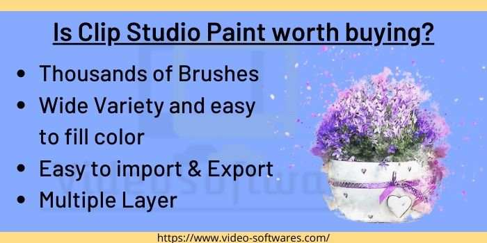 Is Clip Studio Paint Worth Buying