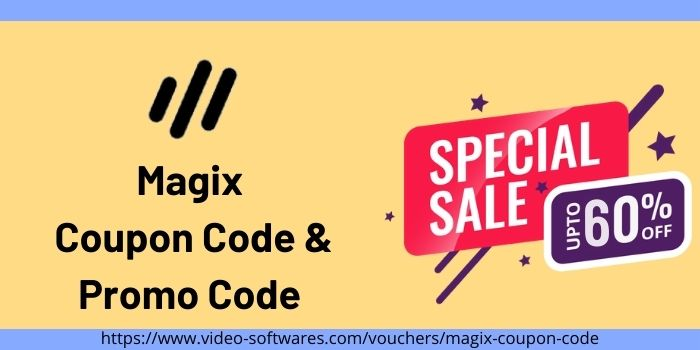 Magix Coupon Code 2021